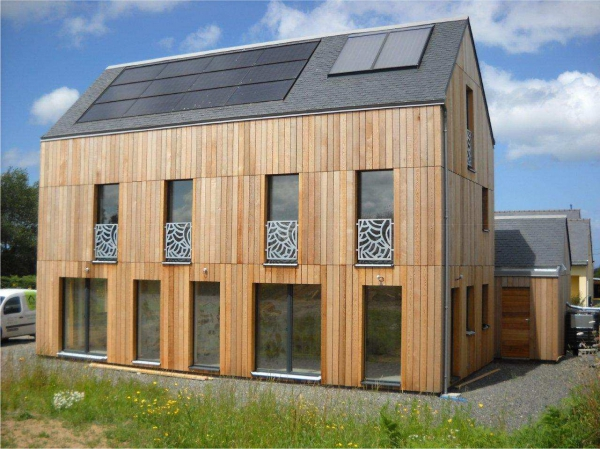 red cedar satur orlo industrie du bois bardage terrasse plancher lambris. Black Bedroom Furniture Sets. Home Design Ideas